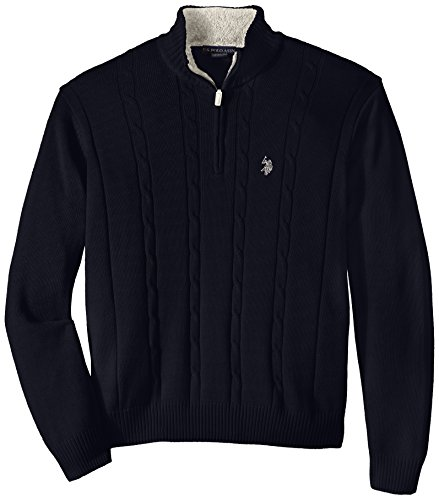 Men's Big & Tall Polo Sweaters