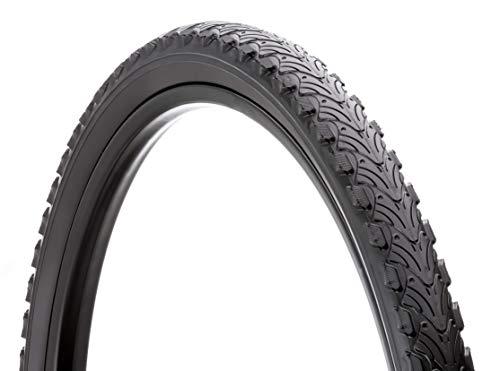 Schwinn Replacement Bike Tire, Hybrid, 26 x 2.0-Inch , Black