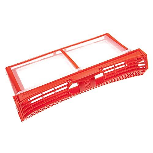 vhbw Filtro de pelusa compatible con Siemens iQ700 WT46W590FG/02, WT46W5S2AT/01, WT46W5S2AT/02, WT46W5S2AT/04 secadora