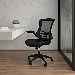 Flash-Furniture-Mid-Back-Black-Office-Chair