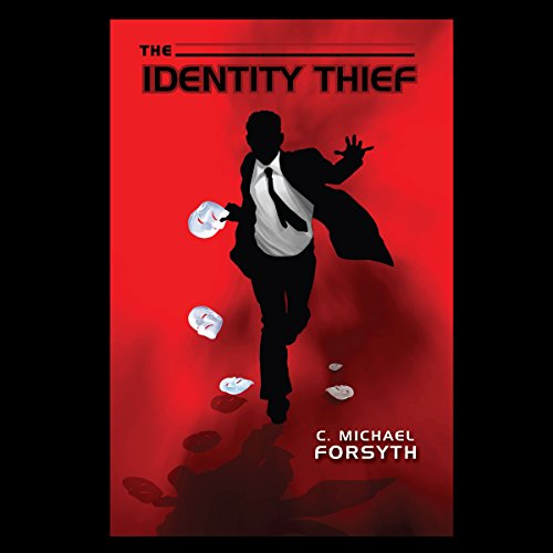 The Identity Thief audiobook cover art