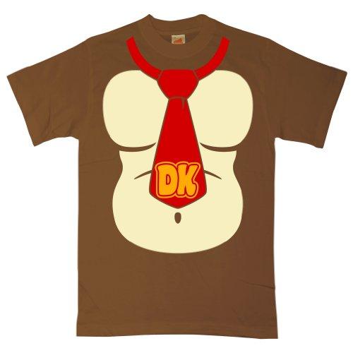 Refugeek Tees - Heren DK Fancy Dress T Shirt