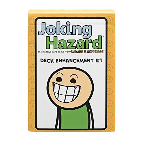 Find Discount Joking Hazard: Deck Enhancement #1