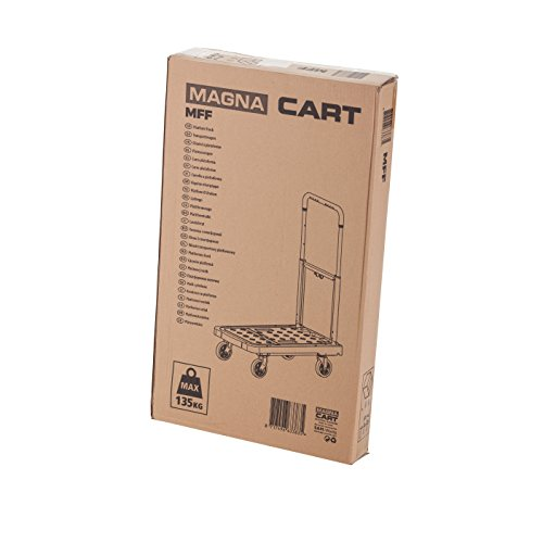 Magna Cart Flatform 300 lb Capacity Four Wheel Folding Platform Truck