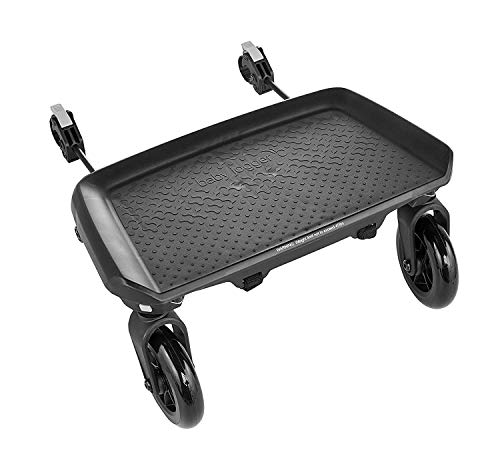 Baby Jogger Glider Board Buggy Board | For City Elite 2, City Mini 2, City Mini GT2, Summit X3 Single Pushchairs & More