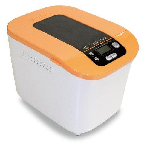 VERSOS ホームベーカリー 0.8斤 オレンジ VS-K-002
