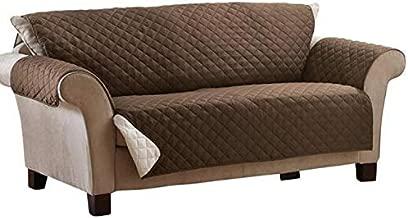 مقعد أريكة غطاء حامي للأطفال الكلب / القط الحيوانات الأليفة عكسها الأثاث الأريكة للماء يغطي وسادة تغطي ثلاثة مقاعد