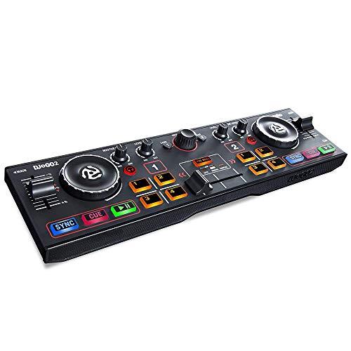 Controlador de nivel de entrada Bluetooth para DJ utilizable con...