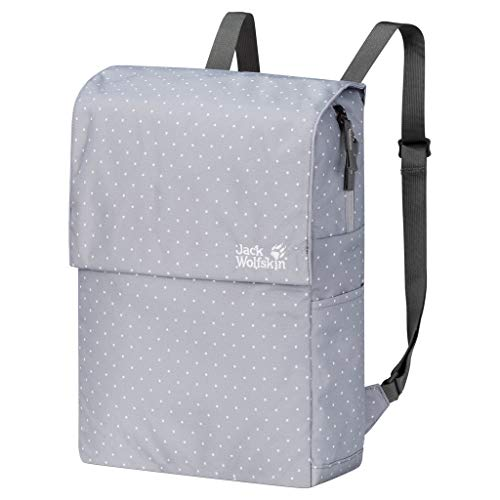 Jack Wolfskin Lynn Pack Bequemer Daypack, Alloy dots, ONE Size