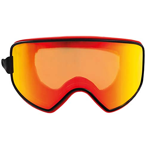 F2 G-Switch 800 Goggle 2020 Unisex SKI & SNOWBOARDBRILLE RED