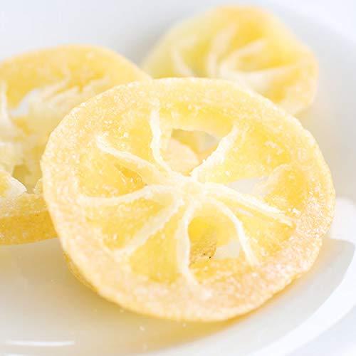 山下屋荘介 ドライフルーツ 塩レモン (250g) [ 国産 ] お菓子 輪切り 国内製造