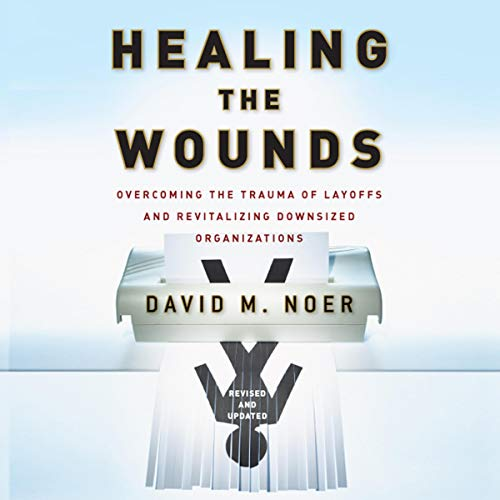 Healing the Wounds cover art