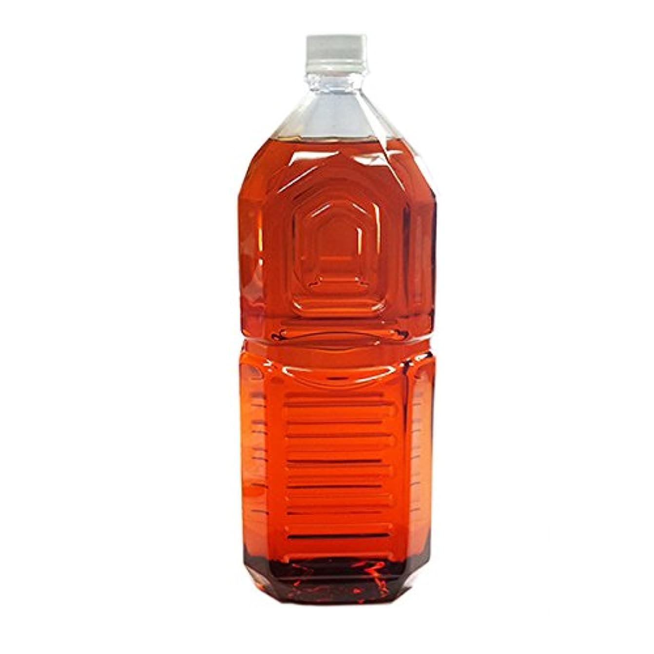 陪審家具旅行者木酢液 6L(国産?原液100%?3年熟成)紀州の姥目樫のみ使用 もく酢 もくす もくさく 木酢