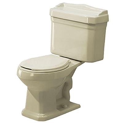 Pegasus Series 1930 Round Front Two-Piece Toilet Combo