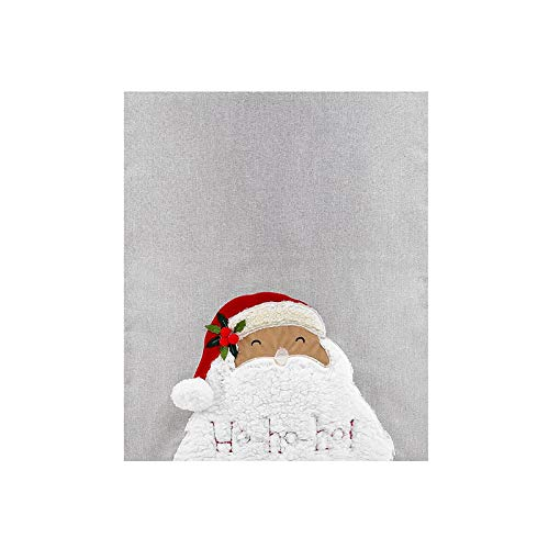 Hopereo Decoración de mesa de Navidad para silla de restaurante cubierta de Año Nuevo Decoraciones de la silla cubierta trasera de la silla de la decoración de Navidad para el hogar - 50 x 60 cm