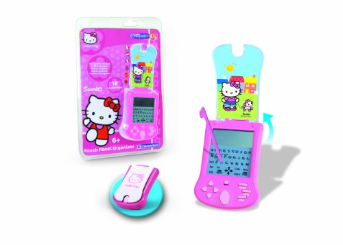 Clementoni - 12264 - Jeu Electronique - Agenda PDA Hello Kitty