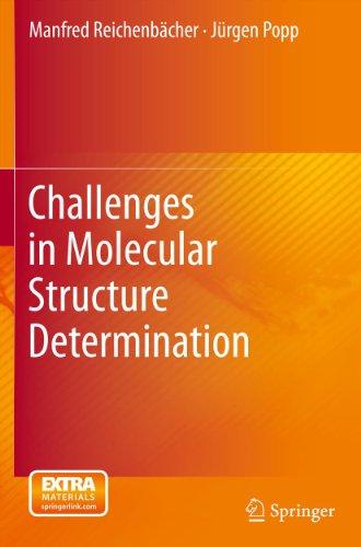 Challenges in Molecular Structure Determination (English Edition)