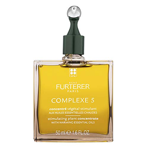 Rene Furterer Complexe 5 Stimulating Plant Extract Pre-Shampoo 50 Ml 50 ml