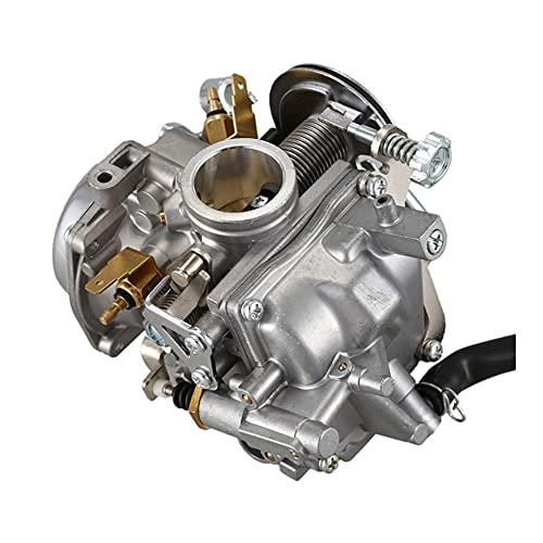 Scooters Carburador para Y-amaha para V&irago 125 XV125 1990-2014 carburador XV250 XV125 QJ250 para XV 250 para XV 125 Conjunto de carburador de Aluminio