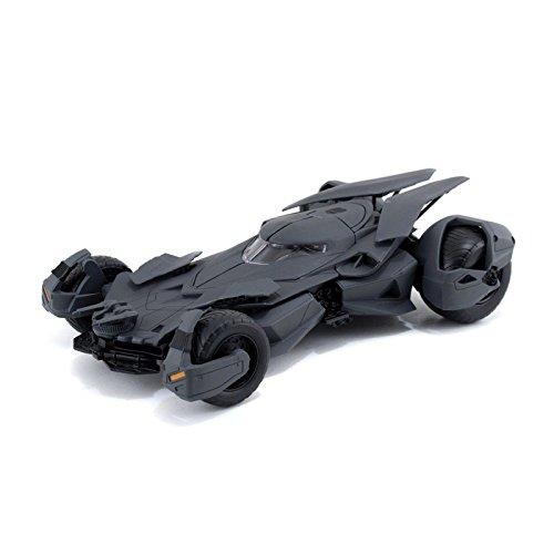 Jada JAD97395 Batman vs Superman Batmobil Druckguss-Modellset, Maßstab 1:24