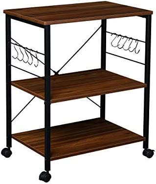 Top 10 Best mini fridge and microwave cabinet stand Reviews