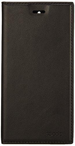 Spada 022208 Booklet Stil Schutzhülle für ZTE Blade V6 schwarz