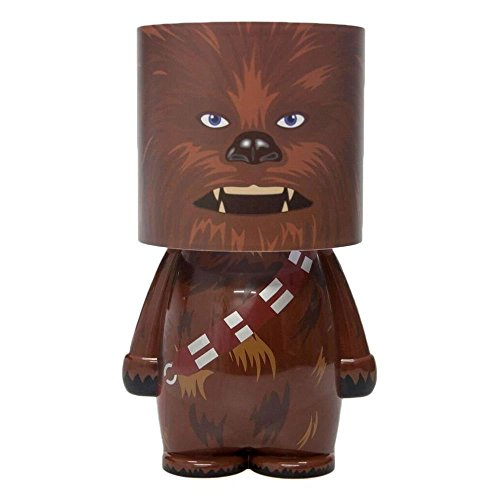 STAR WARS - Lampe de table LED Look-ALite Chewbacca