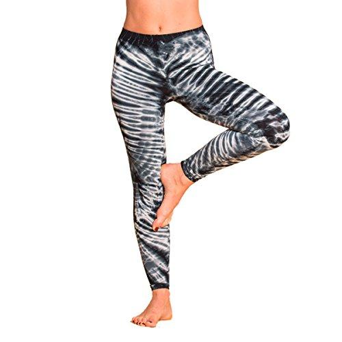 PANASIAM Leggings N001, Zebra-Style, M