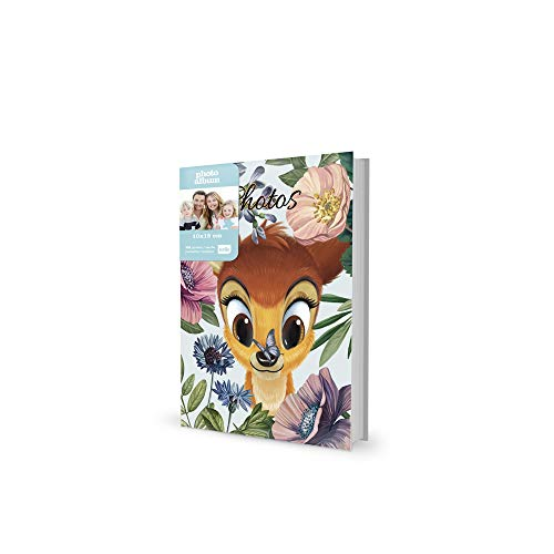 Grupo Erik Fotoalbum, Scrapbook, Disney Bambi Nature, 10x15