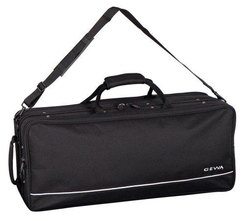 Gewa 708145 Alto Saxophon Koffer, schwarz