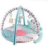 HengYue Elektrischer Shaker Fernbedienung Baby Schaukelstuhl Baby Fitness Frame Babymassage Schlaf