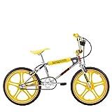 マングース Mongoose ストレンジャー シングス マックス BMX 自転車 20インチ R0995WMDS イエロー