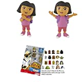Lote 2 Figuras Comansi Dora Exploradora + Regalo