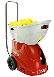 Lobster Elite Freedom tennis ball machine review