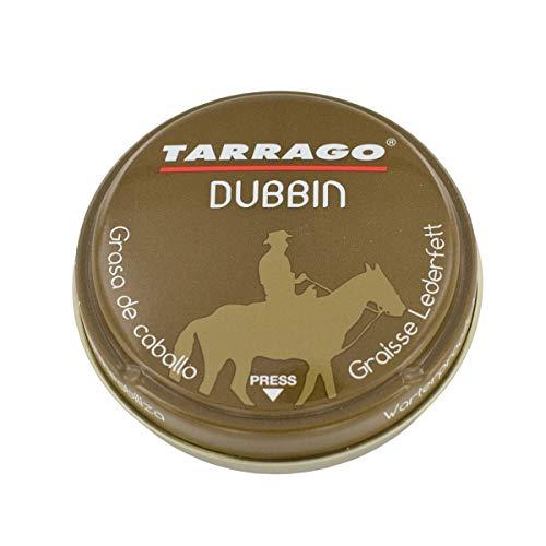 Tarrago | Dubbin 100 ml | Grasa de Caballo Nutritiva para Cuero Liso o Engrasado | Para Zapatos, Textil y Accesorios de Piel Como Bolsos o Marroquinería