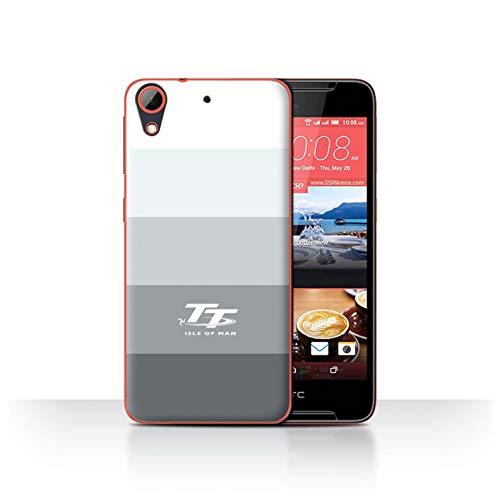 Isle of Man TT Offiziell Hülle/Hülle für HTC Desire 628 / Knackig Muster/Eleganz Kollektion
