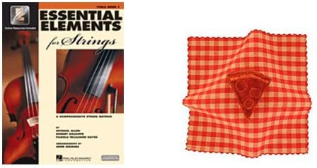 Essential Elements for Strings Viola Free shipping on posting reviews Denver Mall Book R with 1 - BONUS Pizza