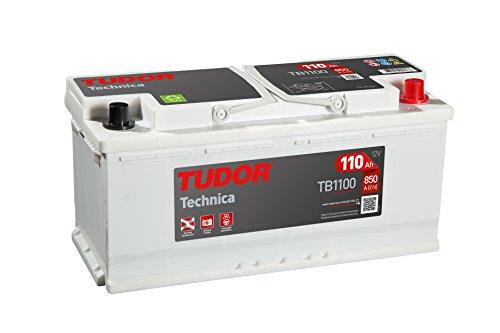 Batería de arranque; Batería de arranque TECHNIIA ** TB1100