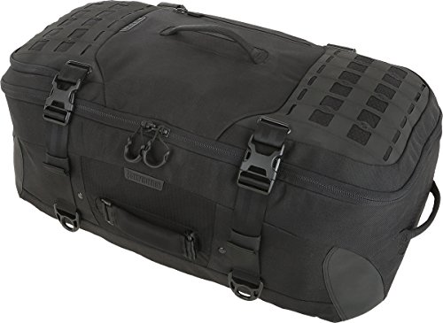 Maxpedition IRONSTORM Adventure Travel Bag Reisetasche, Schwarz, 66 cm
