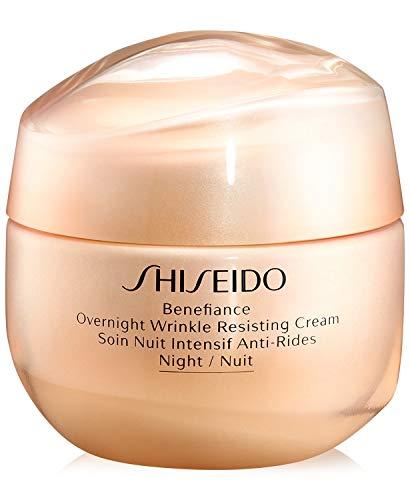 Shiseido Benefiance Overnight Wrinkle Resisting Nachtcreme, 50 ml