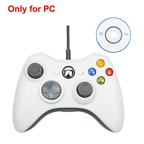 GHC USB Cables, La vibración Gamepad Controlador USB PC con conexión de...