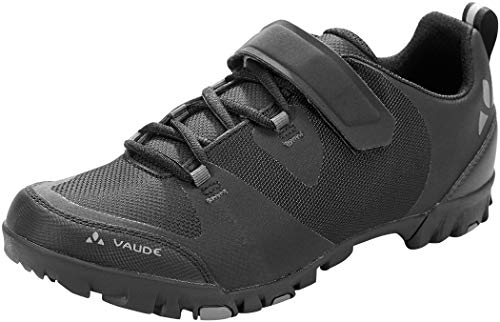 VAUDE Mens Tvl Pavei, Zapatillas de Ciclismo de montaña Hombre, Negro (Phantom Black 678), 42 EU
