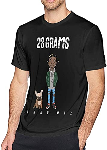 Youth & Adult Men's Short Sleeve T Shirts, Crewneck Top Clothing T Shirt