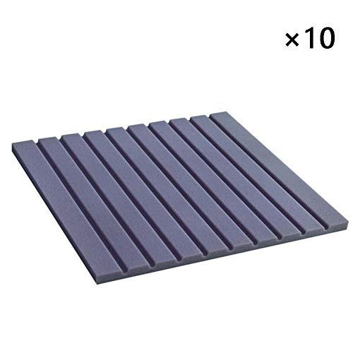 QIDI akoestische geluidsdempende akoestische geluidsisolatie in de studio, van katoen, geluidsisolatie voor bed en plafond