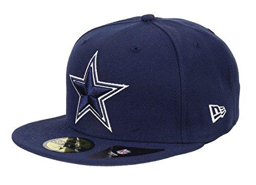 New Era Dallas Cowboys 59fifty Basecap NFL Navy - 7 1/8-57cm