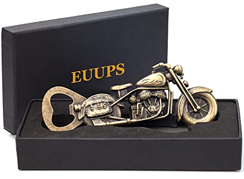 Unique Motorcycle Beer Gifts for Men Vintage Motorcycle...