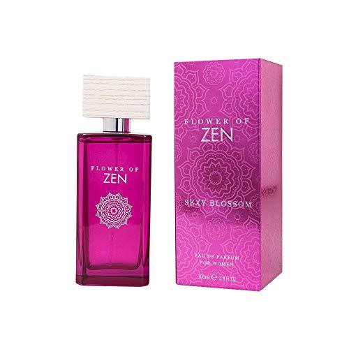 Flower Of Zen - Eau de parfum Sexy Blossom en spray, 100 ml