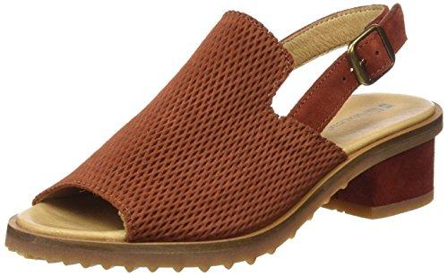 El Naturalista Sabal, Zapatos de tacón con Punta Abierta Mujer