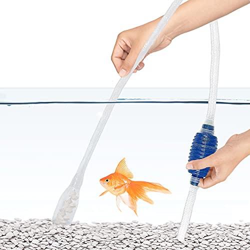 SunGrow Aquarium Gravel Cleaner Kit