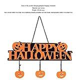 WYXWSJ Bolsa Fantasma. Accesorios de decoración de Halloween Calabaza Colgante de Puerta Festival de Fantasmas Suministros Decoración de Bar Casa embrujada Adorno de Bruja Fantasma (Color : A*2)